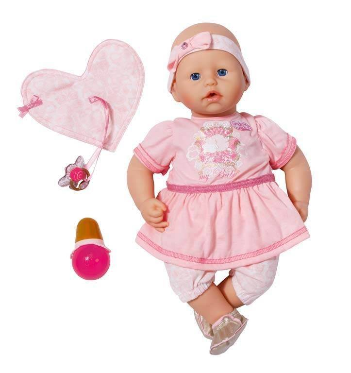 ZAPF CREATION BABY ANNABELL 46